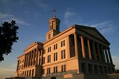 State Capitol Building Nashville Tennessee 2