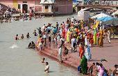 Ganga in Haridvar
