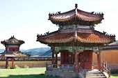 Temple in Mongolia,Moron