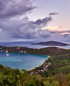 Magens Bay On St Thomas Usvi