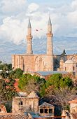 Selimiye Mosque In Old Town Of Nicosia