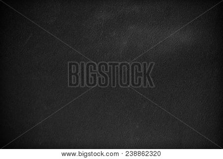 poster of Dark Grey Black Slate Background Or Texture.