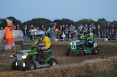'Le Mow' 12 Hour Lawn Mower Race