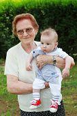 Proud Great Grandmother