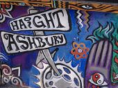Mural Haight And Ashbury