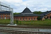 Railroad Roundhouse