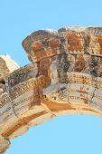 Fragment Temple of Hadrian