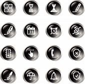 Black Drop Software Icons