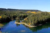 Beautiful Mesa Lake