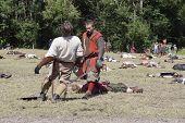 Fighting Vikings - Worrior Hit