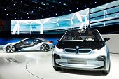 BMW I3 Concept Car