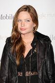 LOS ANGELES - NOV 16:  Daveigh Chase arrives at the Google Music Launch at Mr. Brainwash Studio on N