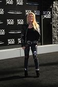 LOS ANGELES - JUN 8: Lita Ford at the 'Rock of Ages' Los Angeles premiere held at Grauman's Chinese
