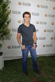 LOS ANGELES, CA - JUN 3: Billy Unger at the 23rd Annual 'A Time for Heroes' Celebrity Picnic Benefit
