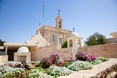 Milk Grotto church in Bethlehem, Palestine, Israel