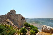 picture of golan-heights  - The Nimrod Fortress - JPG
