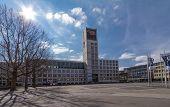 New City Hall Stuttgart