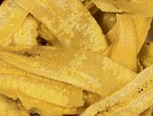 Thin Dried Plantain Slices