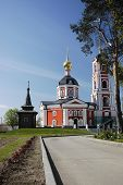 pic of uglich  - old church in Uglich on august 2008 - JPG