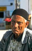 Elderly Tunisian Man