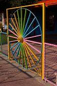 Colorful Gate