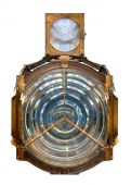 House Fresnel Lens Isolated