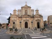 St. Paul's Church In Rabat