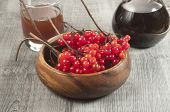 Guelder (arrowwood) Berries And Sirup