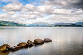 Loch Lomond,Highlands, Scotland, UK