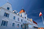 Historic Hotel On Bornholm