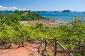 Tropical Paradise Beach