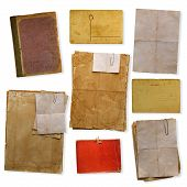 Collection Of Old Papers