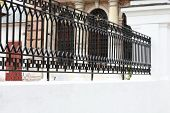 Fence Of Church