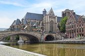 Historic Centre of  Ghent.