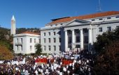 Uc Berkeley Protest To Save The Students From Fee Hikes Of Up 33 Percent