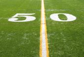 Fifty Yard-line