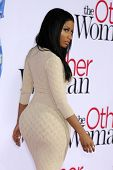 LOS ANGELES - APR 21:  Nicki Minaj at the