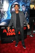 LOS ANGELES - APR 16:  Wesley Jonathan at the