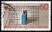 Postage Stamp Germany 1983 Discovery Of The Printing Press
