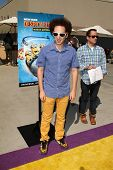 LOS ANGELES - APR 11:  Josh Sussman at the Despicable Me Minion Mayhem  and Super Silly Fun Land at