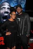 LOS ANGELES - APR 16:  Keisha Epps, Omar Epps at the