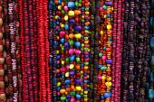 Vibrant Ethnic Necklaces From Seeds