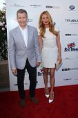 LOS ANGELES - APR 22:  Cat Deeley at the 8th Annual BritWeek Launch Party at The British Residence o