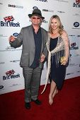BODHILOS ANGELES - APR 22:  Micky Dolenz, Donna Quinter at the 8th Annual BritWeek Launch Party at T