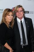 BODHILOS ANGELES - APR 22:  Mireille Noone, Peter Noone at the 8th Annual BritWeek Launch Party at T