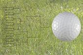 32 Player Match Play Golf Bracket
