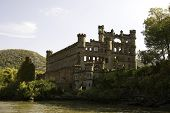 Bannerman Castle River View