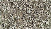 Repetitive Pattern Stones And Gravel