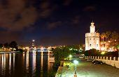 Evening In Seville