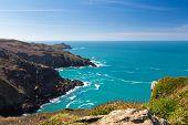 Zennor Head Cornwall England